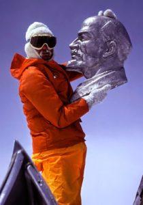 Paul Braithwaite on Pik Lenin